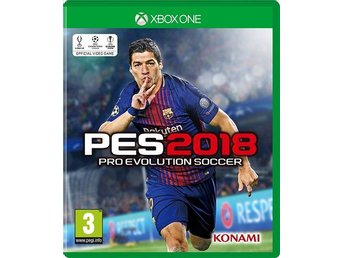 Pro Evolution Soccer 2018 PES - Xbox One