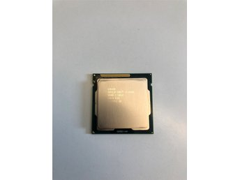 Intel Core i5-2400s 2.50GHz - 3.30 GHz Turbo.