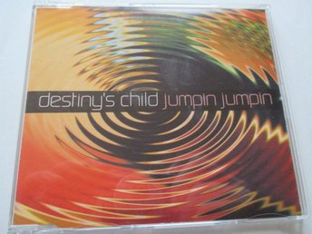 DESTINY´S CHILD Jumpin jumpin (Promo CD-singel)