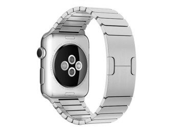 Länkarmband 42/44mm Apple Watch Armband - (SILVER)