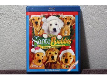 SANTA BUDDIES   BLU-RAY
