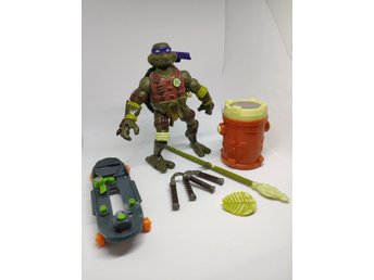 TMNT Turtles Paleo Patrol Monster Trapper 2005 / Vintage Retro / 00-tal