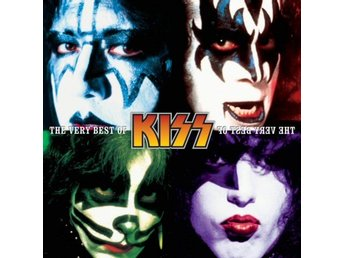 Kiss -The very best of RARE Swedish 2002 PROMO poster 70x70