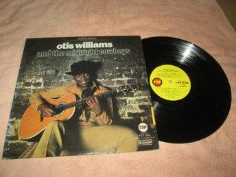 OTIS WILLIAMS  AND THE MIDNIGHT COWBOYS