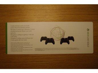 6136967558f Xbox Live Gold - 1 Månad - Xbox Live GULD (344940445) ᐈ Köp på Tradera