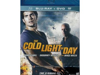The Cold Light of Day BD+DVD Blu-Ray & DVD 2012