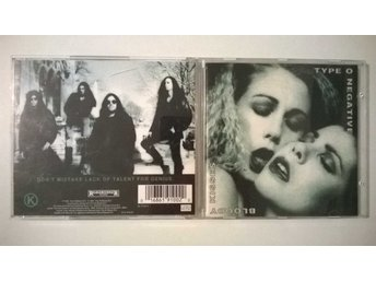 Type O Negative - Bloody Kisses, CD
