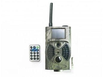 HD Åtel/Vilt Jaktkamera 8 MP med fjärrkontroll och MMS/e-post - Sheung Wan - HD Åtel/Vilt Jaktkamera 8 MP med fjärrkontroll och MMS/e-post - Sheung Wan