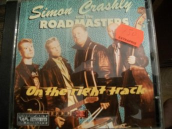 "Simon Crasley and the Roadmasters ""On the right track"""