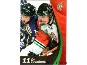 2006-2007 SHL #109, Pasi Tuominen, MoDo Hockey - Linköping - 2006-2007 SHL #109, Pasi Tuominen, MoDo Hockey - Linköping