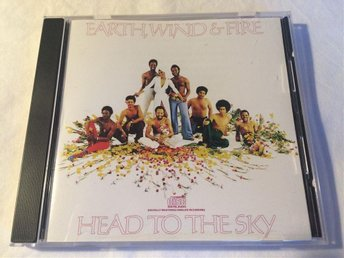 Earth, Wind & Fire Head to the sky CD 1973
