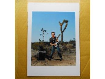 EAGLES OF DEATH METAL Jesse Hughes - Joshua Tree 2006 -Appleford-*A4*-print NME! - London - EAGLES OF DEATH METAL Jesse Hughes - Joshua Tree 2006 -Appleford-*A4*-print NME! - London