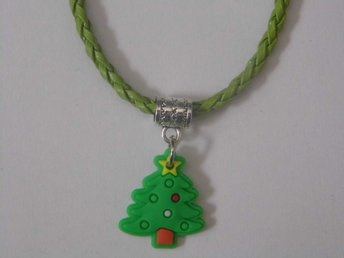 Jul gran armband / Christmas tree bracelet