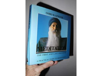 Meditation The first and last freedom (Osho Rajneesh Indien