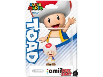Nintendo amiibo Super Mario Collection (Toad)