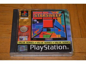 Starsweep  - Playstation PS1