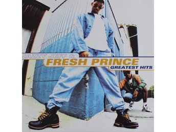 Jazzy Jeff & Fresh Prince, Greatest hits (CD)