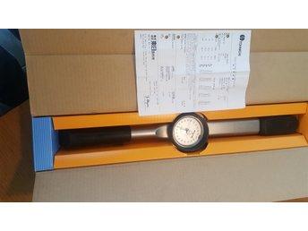 Analog Momentnyckel TOHNICHI DB200N-S 20-200 Nm - Skarpnäck - Analog Momentnyckel TOHNICHI DB200N-S 20-200 Nm - Skarpnäck