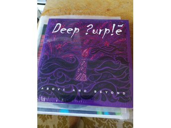 Det purple  above and beyond  lila vinyl limited edition 1275/2000