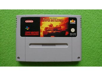 Super Battletank Super Nintendo Snes