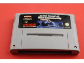 NIGEL MANSELL RACING till Super Nintendo SNES
