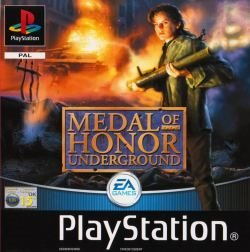PS1 - Medal of Honor: Underground (Beg)
