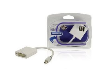 Bandridge Mini Displayport-Kabel Mini DisplayPort-hane - DVI-I 24+5p hona 0.20 m