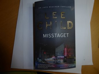 Lee Child   Misstaget