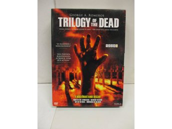 Trilogy of the Dead (4-disc) - FINT SKICK!