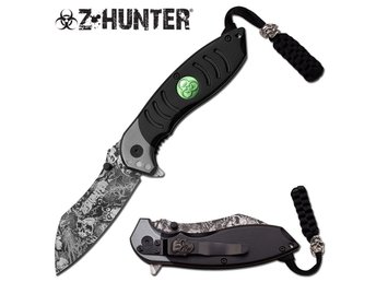 Z-HUNTER - 093 - Folding knife / Fällkniv