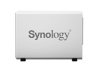 Synology DS216se, 2-bay, Marvell Armada 800 MHz CPU, 256MB RAM