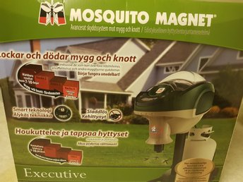 Myggfångare Mosquito Magnet Executive