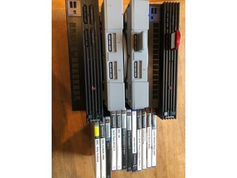 Stort Playstation paket
