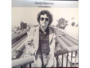 Randy Newman LP Little Criminals