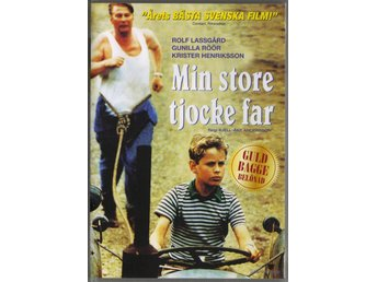 MIN STORE TJOCKE FAR - DVD