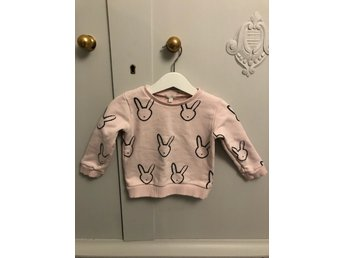 Tröja   sweatshirt kaniner Livly baby stl. 12-.. (341242978) ᐈ Köp ... b31990d275bce