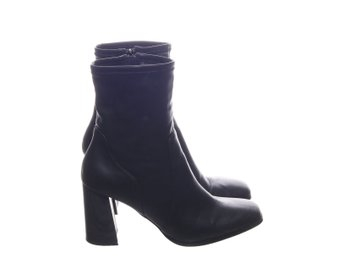NLY Shoes, Stövletter, Strl: 39, Svart, Skinnimitation