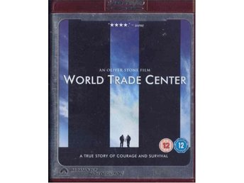 World Trade Center - Enelsk text - HD-DVD - 2 Disc Com. Ed.