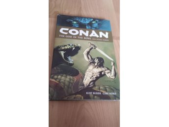 Conan - The God in the Bowl - Volume 2 (Dark Horse HC)