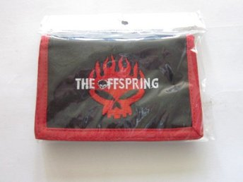 The Offspring wallet / plånbok med kedja
