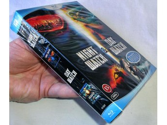 Night Watch Day Watch BOX (Nattens väktare) (Blu-ray) *NY* - Bollnäs - Night Watch Day Watch BOX (Nattens väktare) (Blu-ray) *NY* - Bollnäs