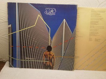 YES - GOING FOR THE ONE - US 1977