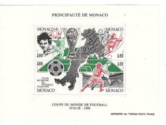 Monaco 1990. Mnr: Block nr 48 ** - Njurunda - Monaco 1990. Mnr: Block nr 48 ** - Njurunda
