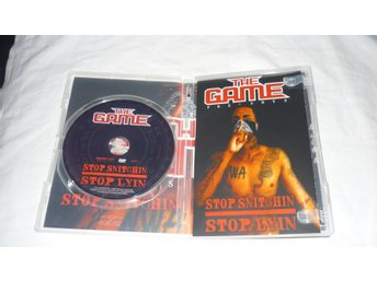 Stop snitchin, stop lying - The Game - Hip Hop - Ej svensk text