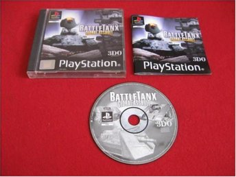 BATTLE TANX GLOBAL ASSAULT till Sony Playstation PSone