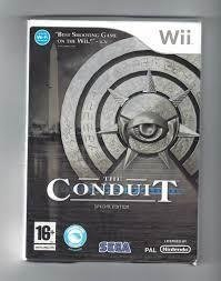 The Conduit - Special Edition - Nintendo Wii