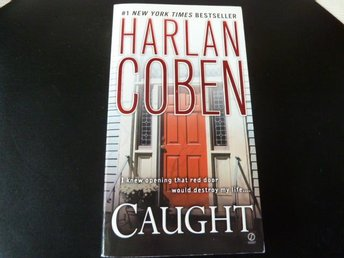 HARLAN COBEN, CAUGHT, BOK, 2011, BOOK