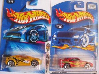 Leksaker Hot Wheels Cars Bilar Mattel - 2st Hot Wheels - HWB 3 - Uddevalla - Leksaker Hot Wheels Cars Bilar Mattel - 2st Hot Wheels - HWB 3 - Uddevalla