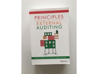 Principles of External Auditing - Halmstad - Principles of External Auditing - Halmstad