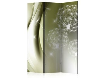 Rumsavdelare - Green Gentleness Room Dividers 135x172